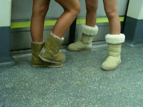 Угги — обувь для холода и жары