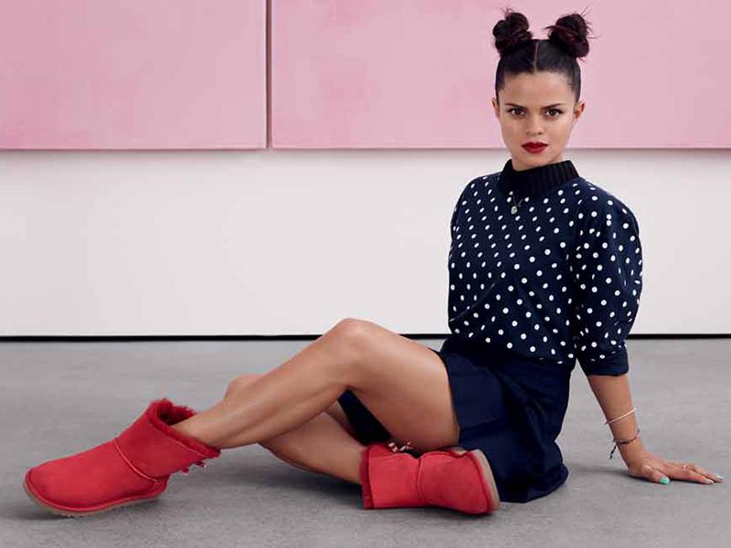 Угги 2014 - новинки моды